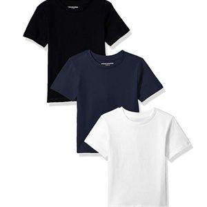 Essentials Boys 3-Pack Short Sleeve Tee